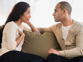 Men, Intimacy Begins with Good Listening