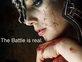 Spiritual Warfare: The Helmet of Salvation