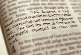 WCF 1:5  The primary and secondary assurances that the Bible is the Word of God.