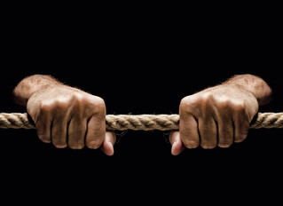 Holding the Other End of the Rope