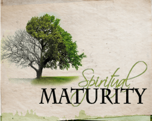 The Easy Battle for Christian Maturity