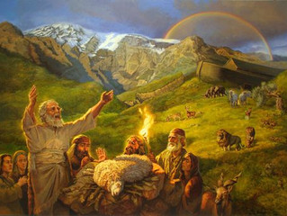 Communion Meditation - Noah