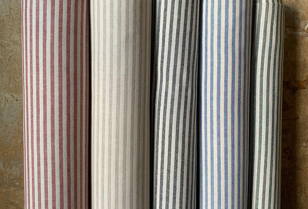 Double Widths - Oxford Stripe