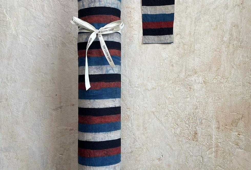Block Print - Broad Stripe