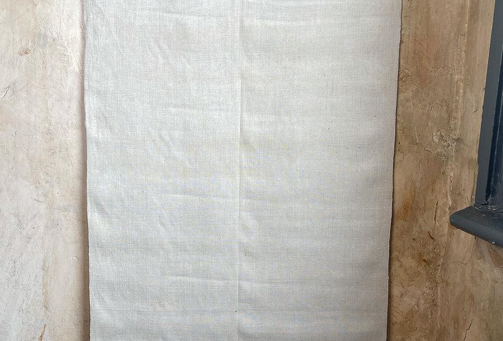 Vintage Linen Runner - Medium-weight