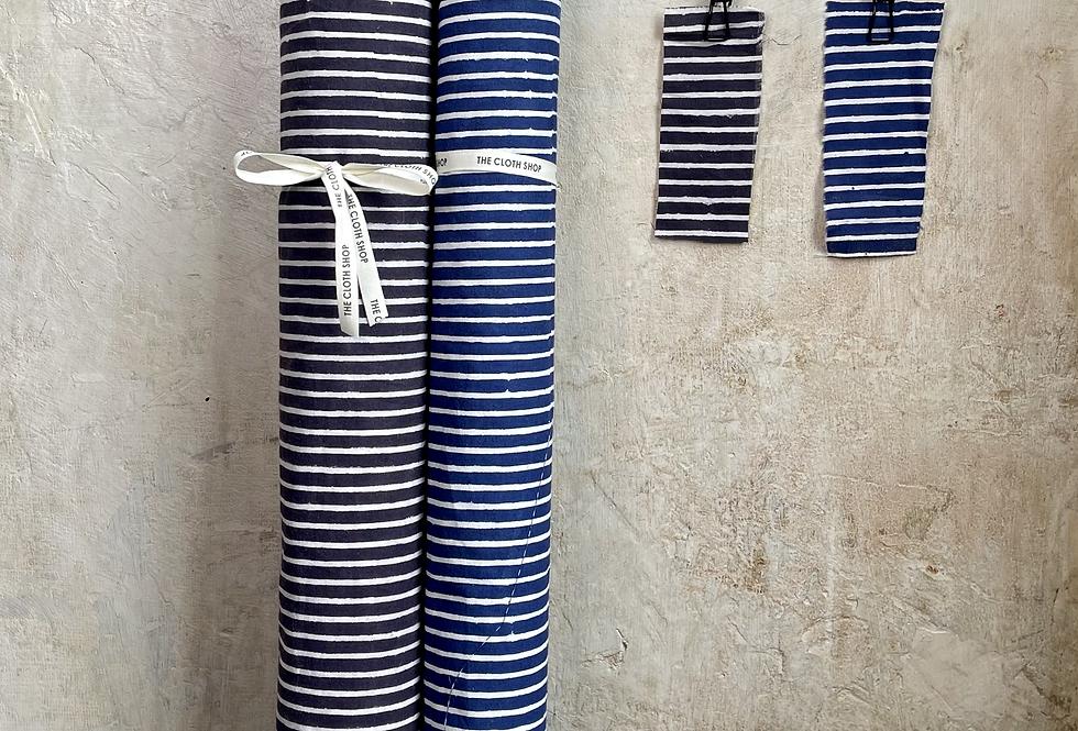 Block Print - Stripe