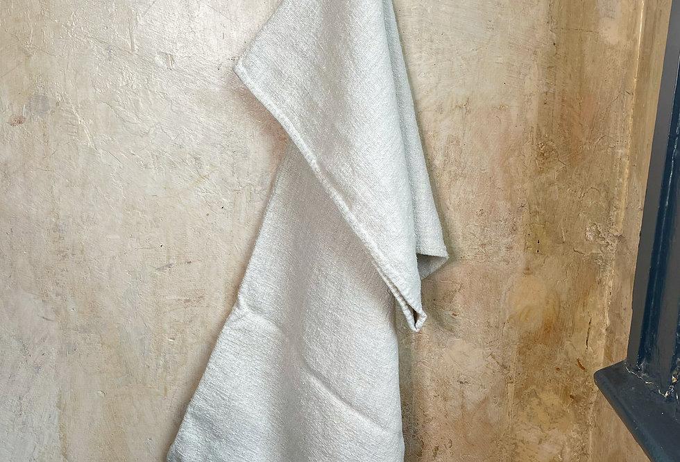 Vintage Linen - Plain Grain Sack