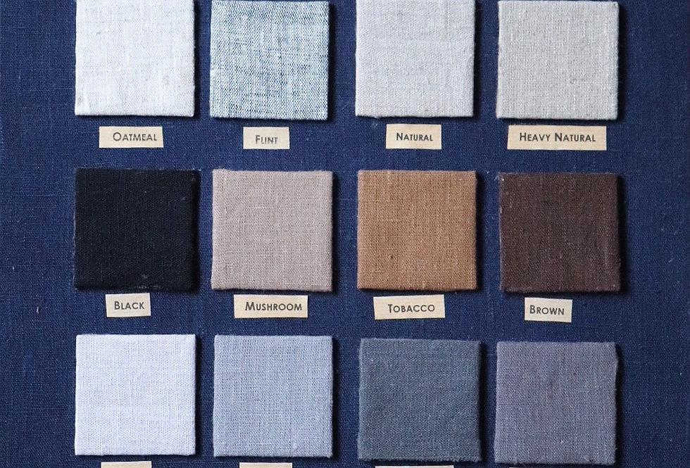 Cloth Shop Linen - Naturals & Greens