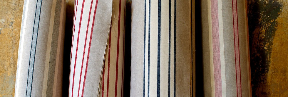 Continental & Wide Stripe