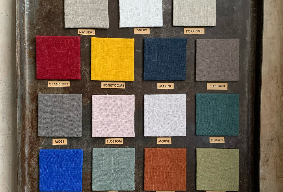 Cloth Shop Washed Linen