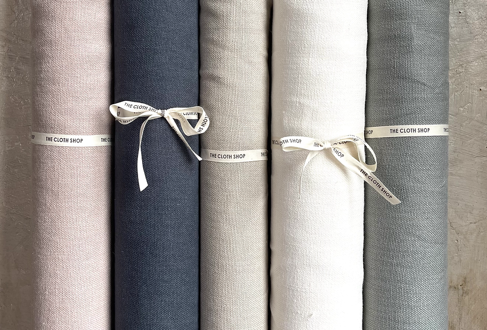 Heritage Washed Linen