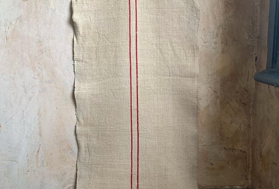 Vintage Linen Runner No.4