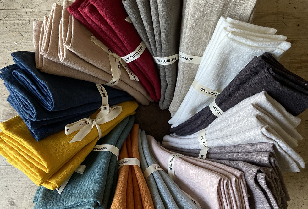 Napkins - Cloth Shop Linen