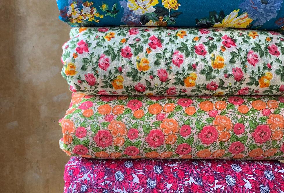 Cotton Print - Vibrants