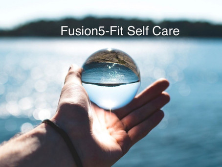 Fusion5-Fit Self-Care For Every Area of Your Life
