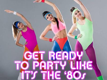 Register for I Love the 80s Yoga Sculpt!