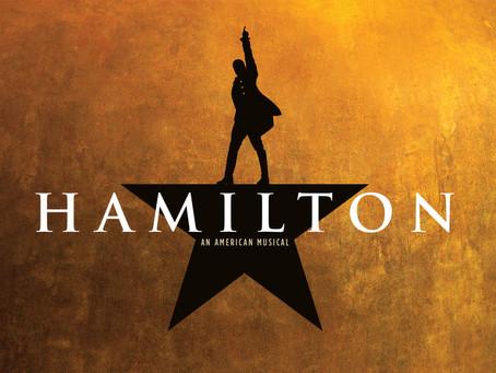 Hamilton Sculpt is TOMORROW!