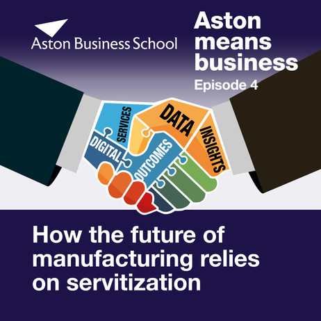 How can servitization transform manufacturing?