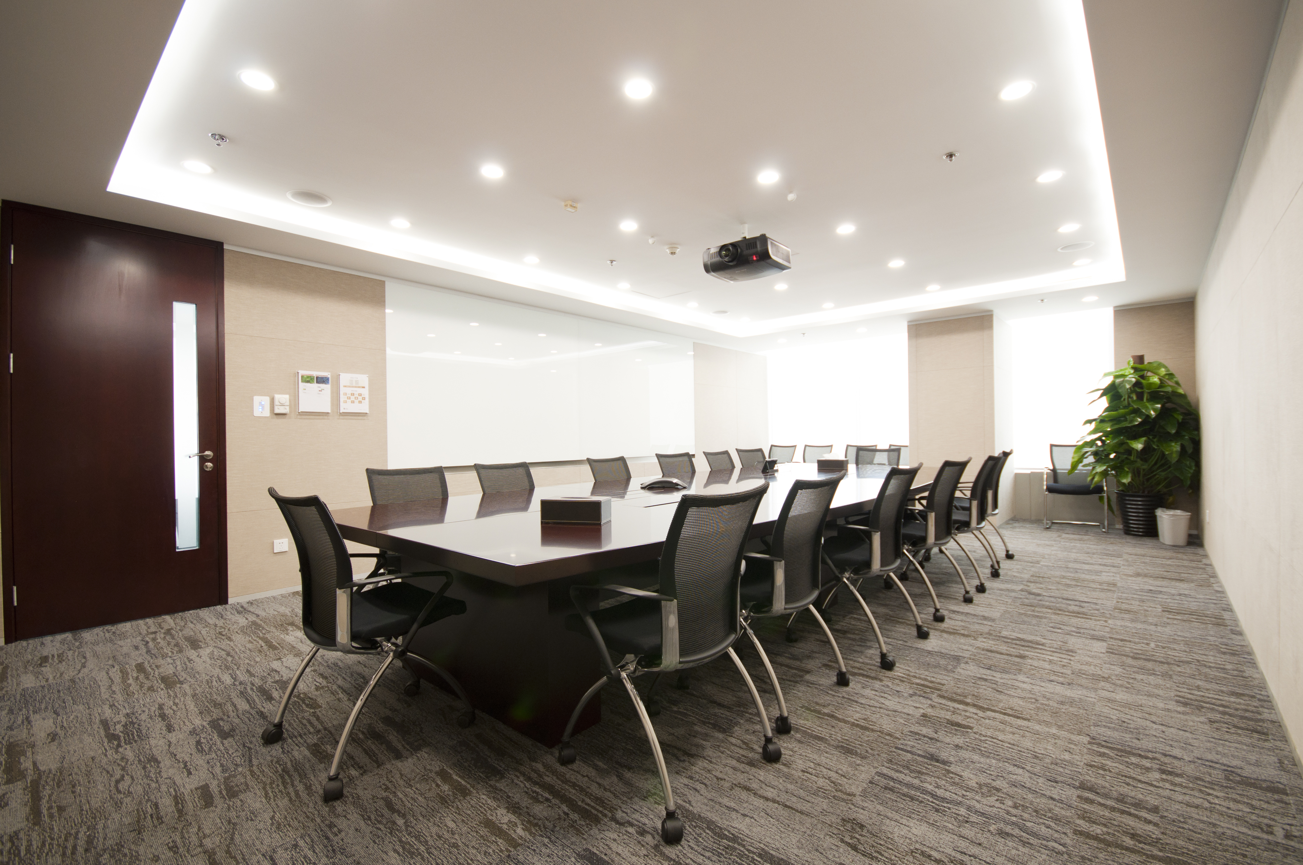 Modern office interior,Meeting room