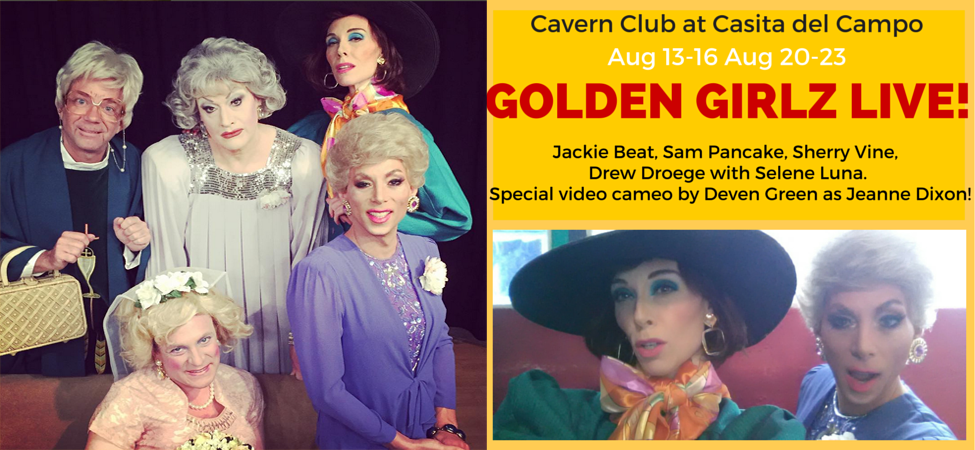 Golden Girls Live! Deven Green