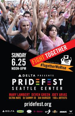 Deven Green Seattle Pride