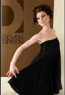 Deven Green cover of David Magazine