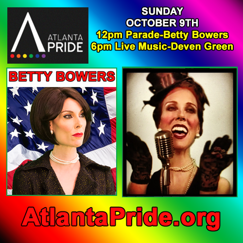 Deven Green Atlanta Pride