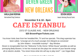 "Deven Green ""Best of New Orleans"""