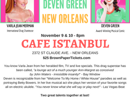"Deven Green ""Best of New Orleans"""