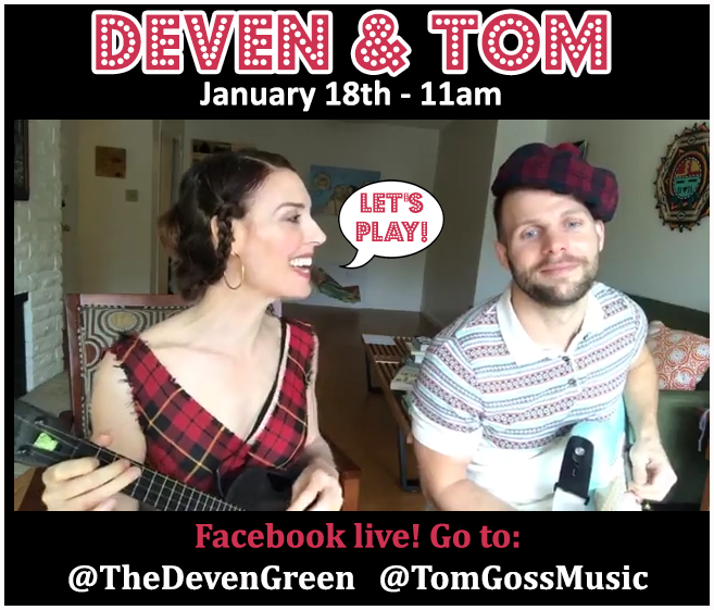 Deven Green Tom Goss