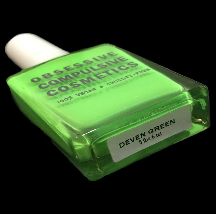 Deven Green OCCmakeup