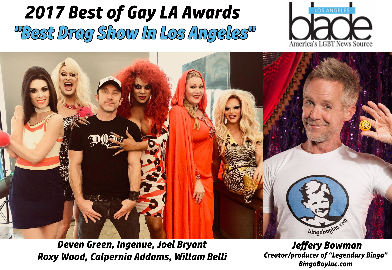 Bingoboy best drag show blade 2017
