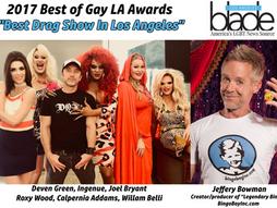 """""""Best Drag Show"""" Winner!"""