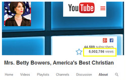betty bowers 5 million views