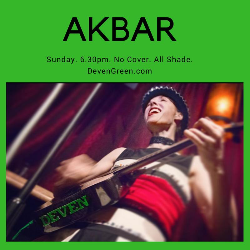 deven green akbar