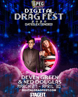 DEVEN & NED to april 30th