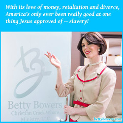 Jesus approved of slavery