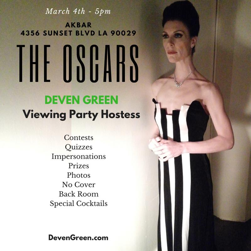 Deven Green Oscars Akbar
