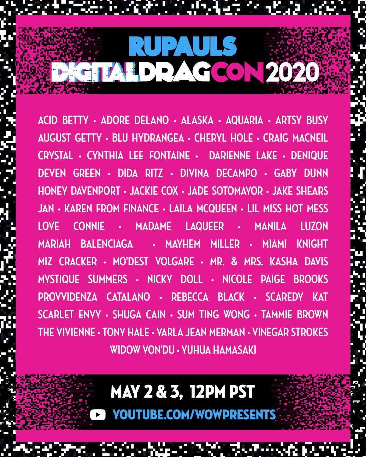 dragcon 2020 digital