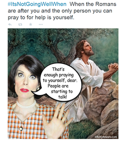 praying to yourself betty bowers