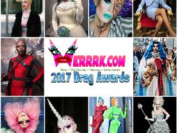Best Drag Award 2017!