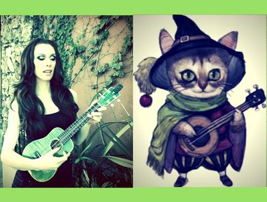 Deven Green pussy ukulele