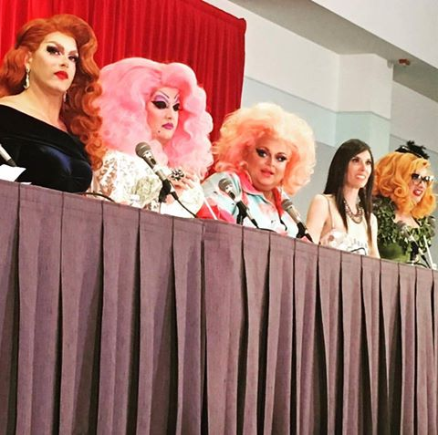 Deven Green RuPaul's Dragcon.