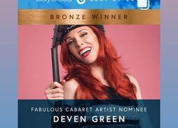 TOP 3 Fabulous Cabaret Performer!
