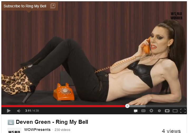 Ring My Bell with Deven Green