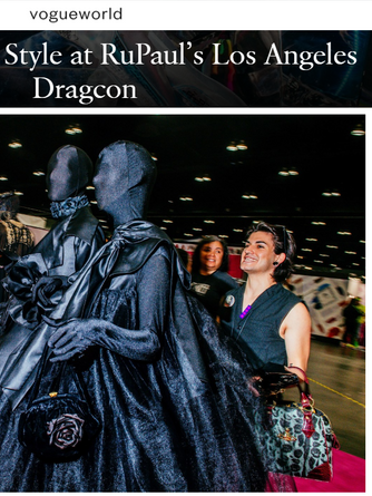 vogue online deven ridge dragcon 2019 sh