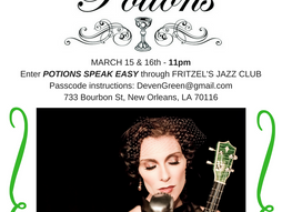 Potions Speakeasy - New Orleans