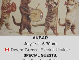 Akbar - July 1 (Canada Day)