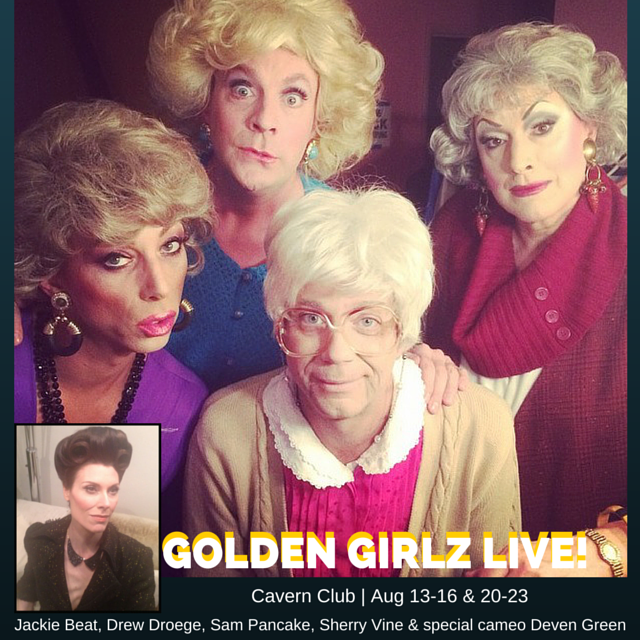 Golden Girlz Deven Green