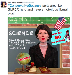 facts have a liberal bias